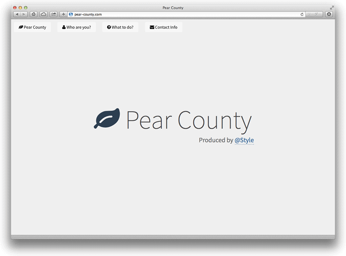 Pear County